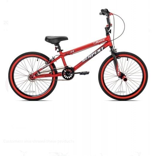 Boys 20 Inch Bike >> 20 Inch Boys Bmx Bicycle