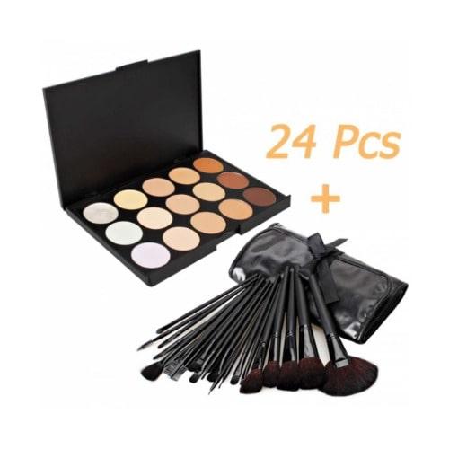 /2/4/24pcs-Professional-Makeup-Brushes---Black-15-Colors-Concealer-Makeup-Pallete-6927348.jpg