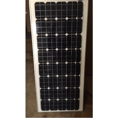250 Watts Mono Solar Panel - 24 Volts