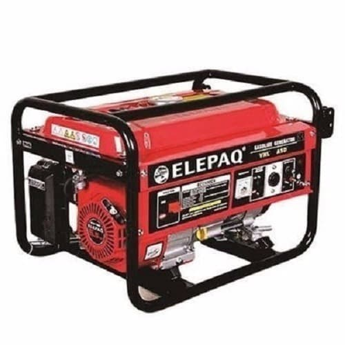 Elepaq 3 5KVA Generator - EC3800CX - Manual Start | Konga