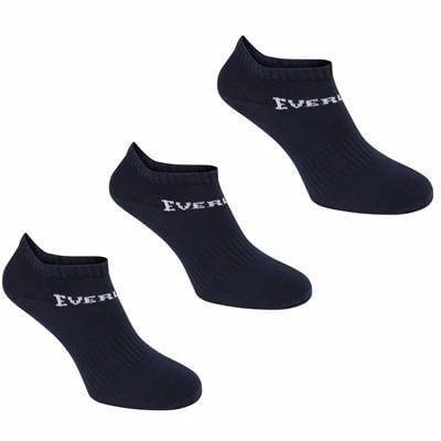 Pack Men Trainer Socks - Navy Blue