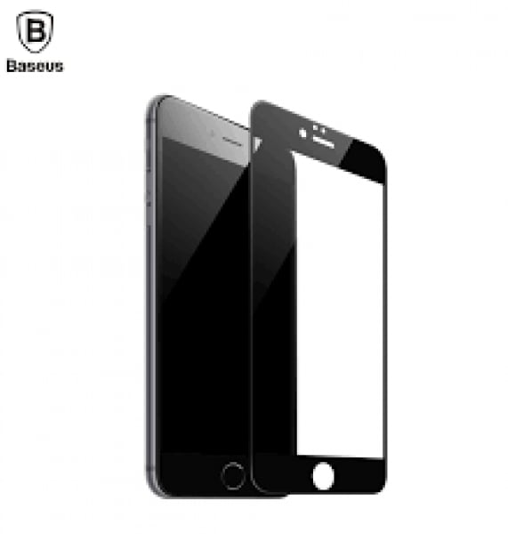 9d61d50abb5 Baseus 3D Glass Screen Protector for iPhone 6Plus & 6S Plus - Black ...
