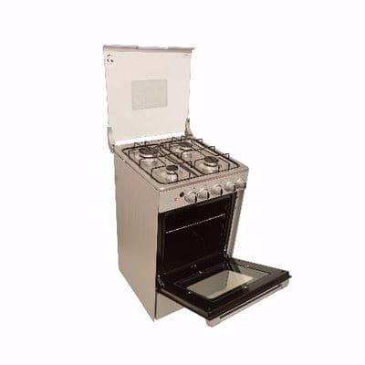 4 Gas Burner Cooker.