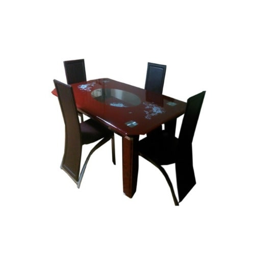 /4/-/4-Seater-Glass-Dining-Set---Brown-7394909_5.jpg