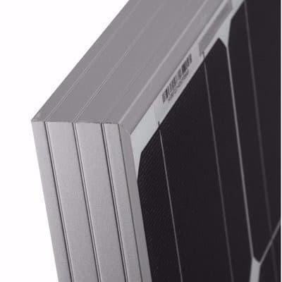 4 X 24v/250 Watts Monocrystalline Solar Panels - 1000 Watts