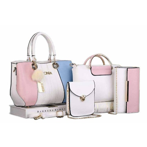 /4/-/4-in-1-Composite-Hand-Bag---Multicolor-7632624.jpg