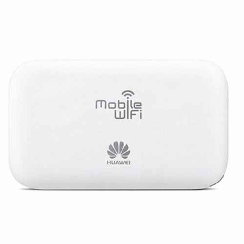 4G Mobile WiFi Modem - White