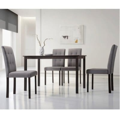 Mainstays 5 Piece Dining Set Konga Online Shopping