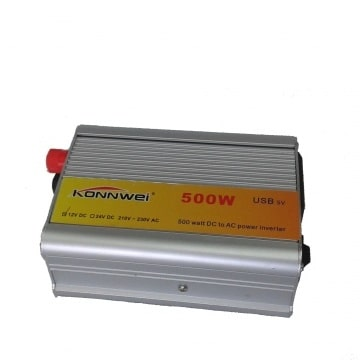 500W Inverter ₦8000₦18000 You save ₦10000