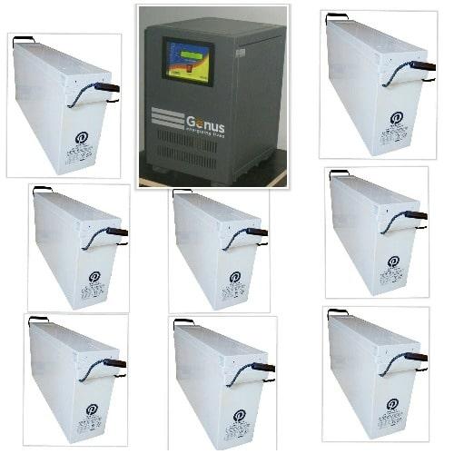 /5/k/5kva-inverter-with-8-American-Slim-Batteries-7518463.jpg