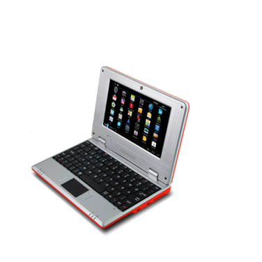 7.0'' Android Laptop - Red