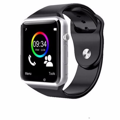 738c9eb9250160 A1 Bluetooth Smartwatch Android/iOS Compatible | Konga Online Shopping