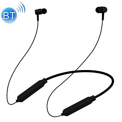 Magnetic Earbuds Wireless Bluetooth V4.2 Sports Gym Stereo Headset With Mic