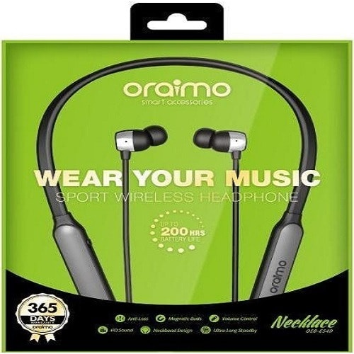 a96d10745dd Oraimo Sport Wireless Headphone With Mic | Konga Online Shopping