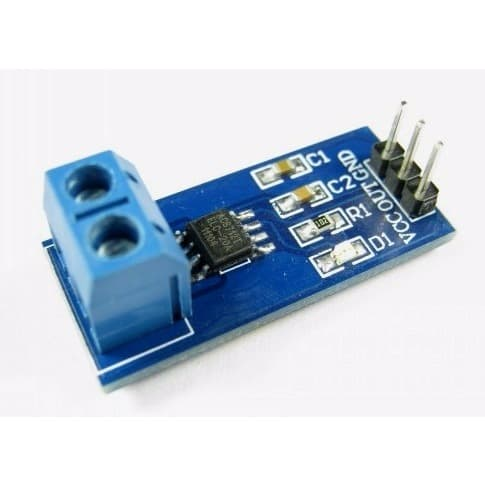 ACS712 Current Sensor Module -30A Model -Arduino Compatible