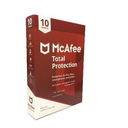 Total Protection 10 Users 2019