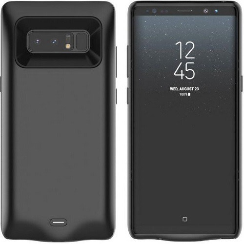 low priced 6bce2 28206 Slim Fit Battery Case For Samsung Galaxy Note 8