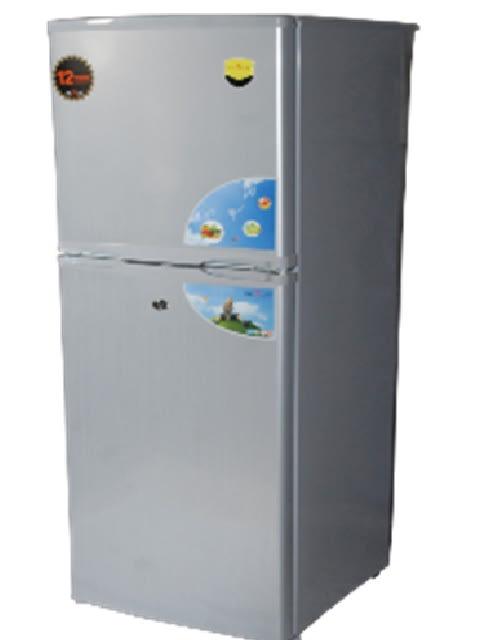 Nexus Refrigerator NX-175 - 120Ltrs   Silver.