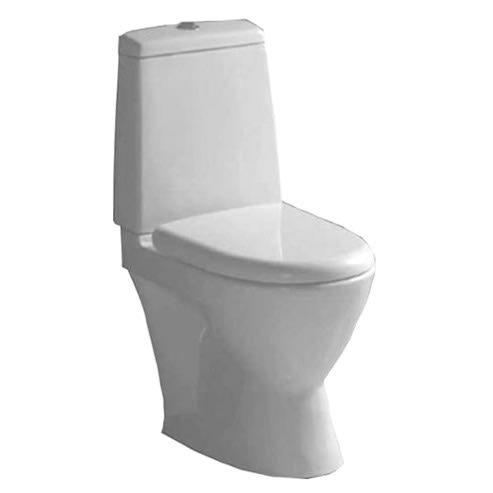 Water Closet -Close Coupled Toilet With Seat Cover (680x360x770mm)