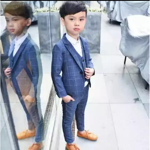 Boys Authentic Formal Wear - 3 Piece