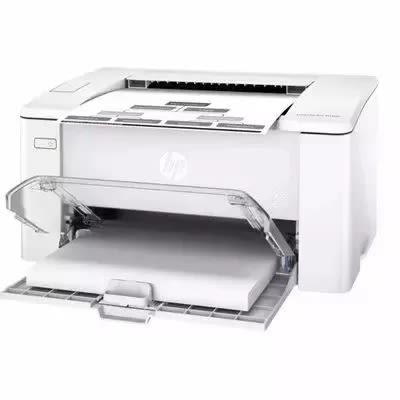 Laserjet Pro M102a Black & White Printer.