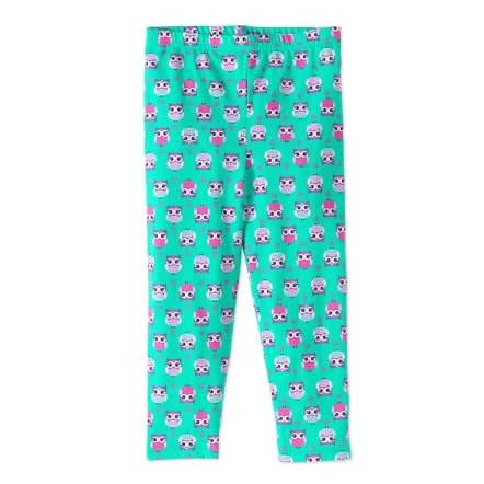 315932d6bab35 Garanimals Baby Girls Floral Print Leggings- Aqua Green | Konga ...