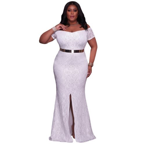c2580e044ca Dearcurves Plus Size Off Shoulder Lac.
