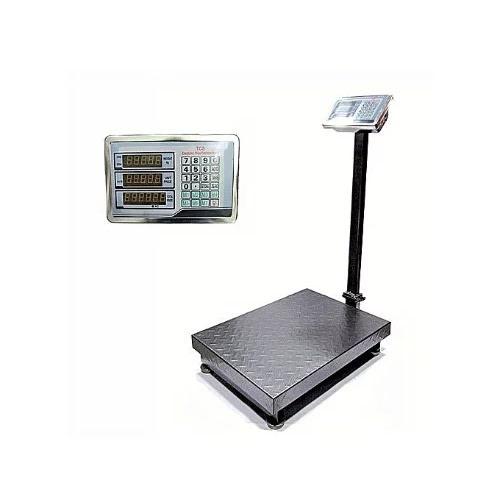 1e44d02cb91 Tcs Digital Electronic Platform Scale Metal Base - 300kg