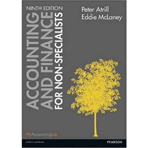 Accounting And Finance For Non-specialists Paperback – 1 Dec 2014