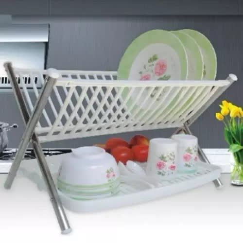 Multifunctional Rustless Plate Rack