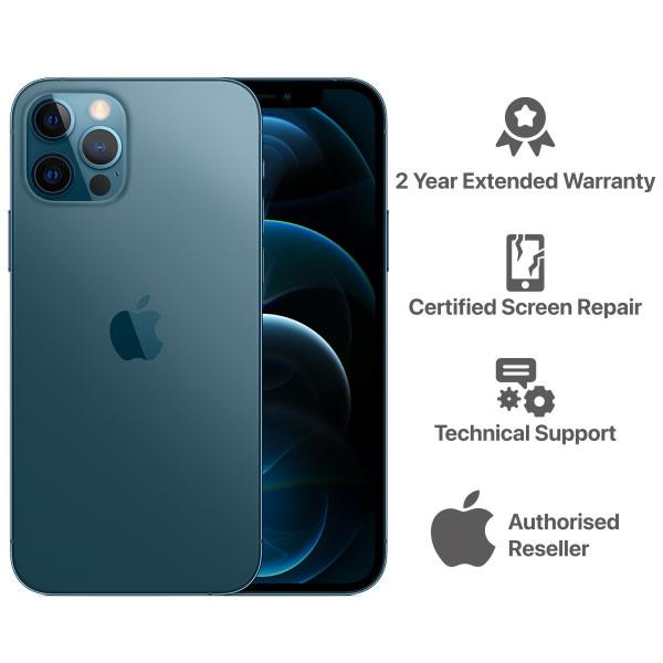 iPhone 12 Pro Max - 6GB- 256GB - Blue.