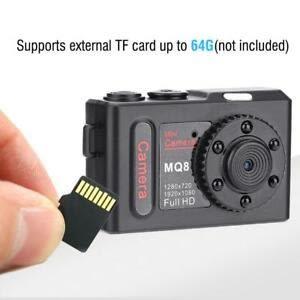 Night Vision Mini Spy Camera