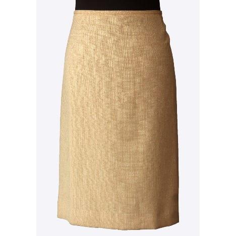 efe3615964 Tahari ASL Women's Woven Midi Skirt - Light Brown | Konga Online ...