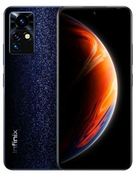 Zero X - 6.67'' - 128GB ROM - 8GB RAM - Dual Sim - 4G LTE - 4500mAh - Fingerprint - Nebula Black.