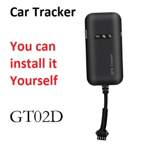 Car Gps Tracker Security - Easy Installation With Fuel And Acc Cut-off  Function
