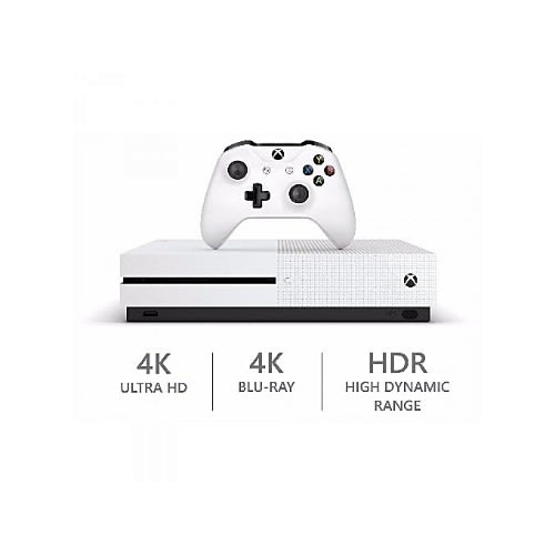 Xbox One S 2TB With 40 Bonus Games Includes FIFA 19, Gears Of War