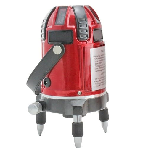 Laser Level 360 Rotary Cross Leveling With Outdoor Model