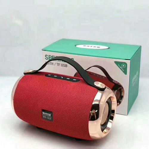 Wireless Car Speakers >> Bluetooth Speaker Portable Wireless Car Subwoofer Red