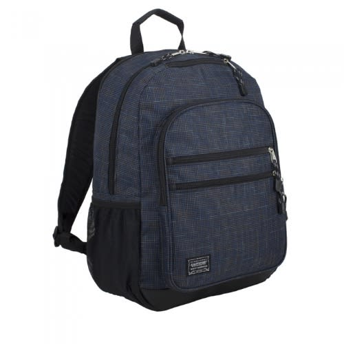 New Future Tech Backpack With Padded Electronic Storage Pocket