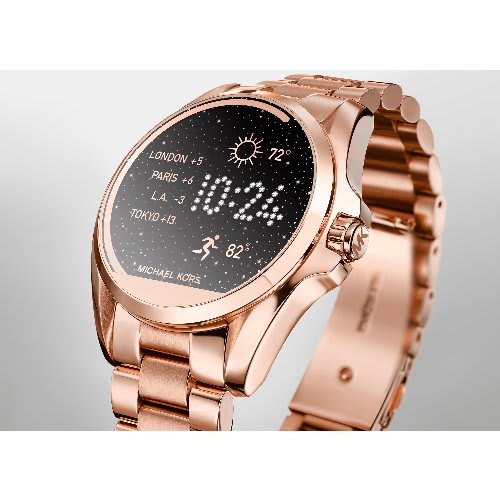 huge selection of 0606e 5ec97 Access Bradshaw Smartwatch 44.5mm Stainless Steel - Rose Gold
