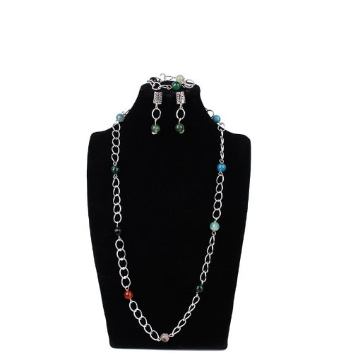 /A/g/Agate-Stone-Wire-Worked-Long-Chain-Jewelry-Set---Silver-Multicolor-6238077_2.jpg