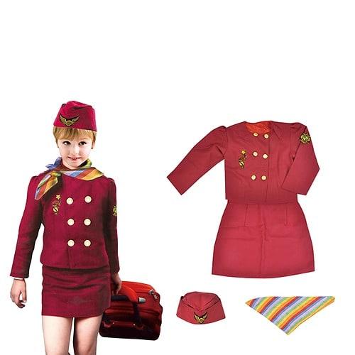 3955f4a4062 Air Hostess Costume