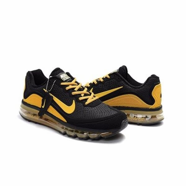best website 63061 23925 Fashionista 2017 Running Shoes - Black & Yellow | Konga Online Shopping