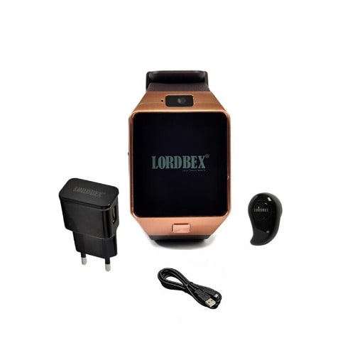 Android Smart Watch With Sim and Memory Card Slot | Konga Online
