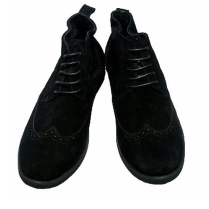 2abd76101ea57 ...  A n Ankle-Suede-Brogue-Boots-For-Men ...