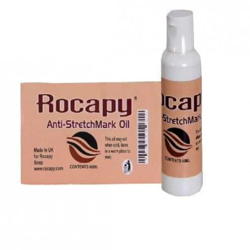 Anti-Stretchmark Oil