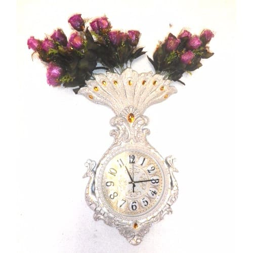 /A/n/Antique-Elegant-Flower-Wall-Clock-8035461.jpg
