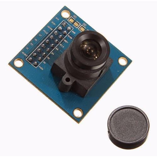 Arduino Camera - OV7670