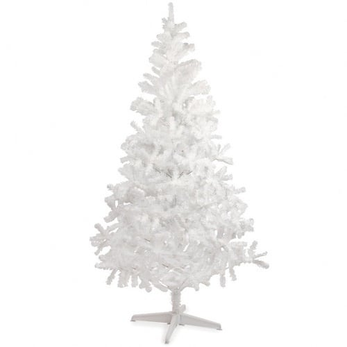 Artificial Snow White Pine Christmas Tree 4 Feet Konga Online