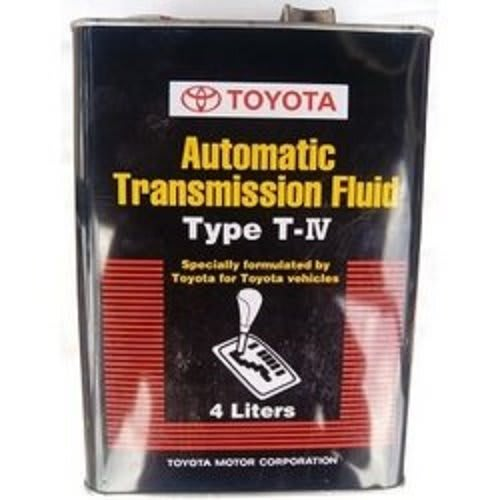 toyota matrix transmission fluid type